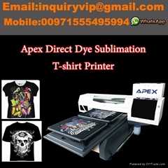 Garment printer products diytrade china manufacturers for Dye sublimation t shirt printer