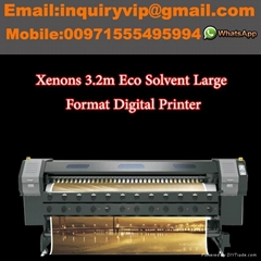 Xenons Eco Solvent Large Format Digital Pinter
