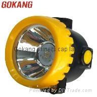 Atex certified underground mining headlight