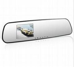 2016 fashionable style car dvr Full HD1080P dash cam 4.3 inch 170 degree viewing