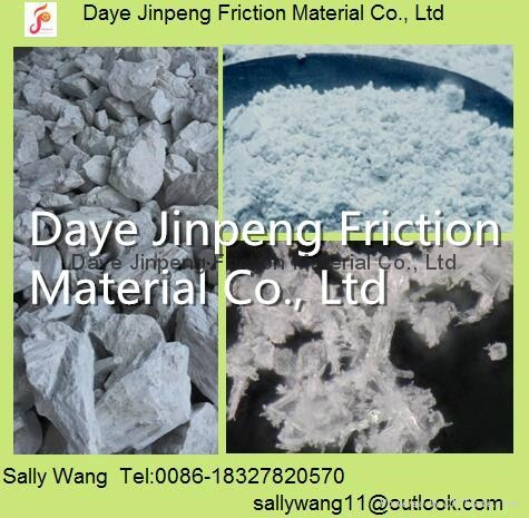 wollastonite powder for metallurgy protection slag and for ceramic filler  2