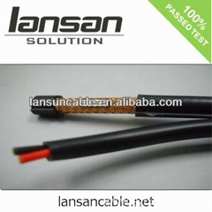 LANSAN High speed factory price rg214/u coaxial cable
