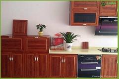 full aluminium furniture dress room kitchen cabinet