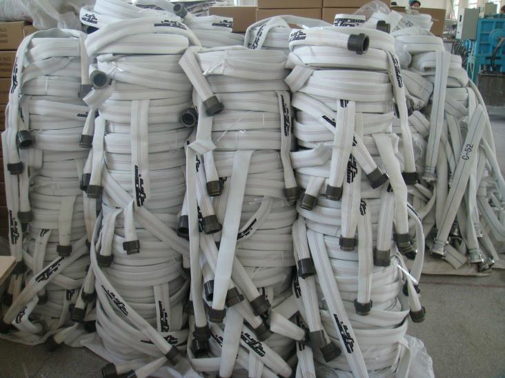pvc lined fire hose 1
