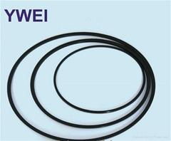 China supplier NBR Viton Silicone EPDM 4mm Rubber Cord Seal Strip