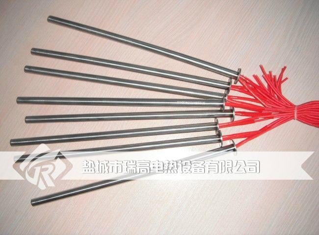 硫化机电加热管 5