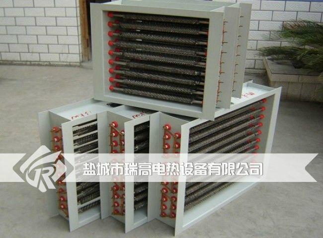 風道式空氣電加熱器 1