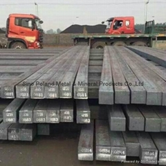 Steel Billets, Cast Iron, Pig Iron, Steel Ingots.