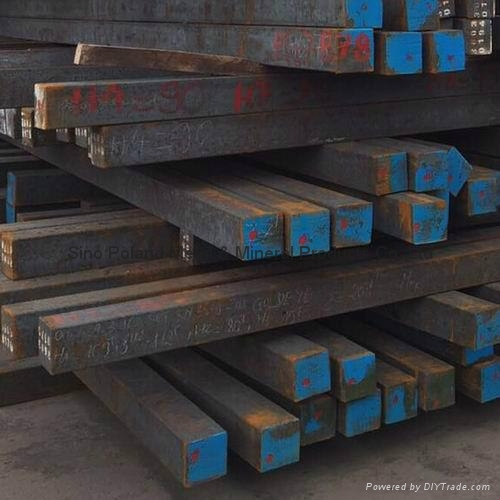 Steel Billets, Cast Iron, Pig Iron, Steel Ingots. 3