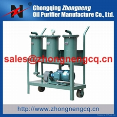 Series TYC Lubricating Regeneration Oil Purifier
