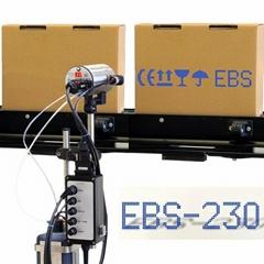 德国EBS230在线大字符纸箱喷码机
