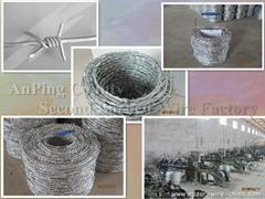 普通熱鍍鋅刺繩