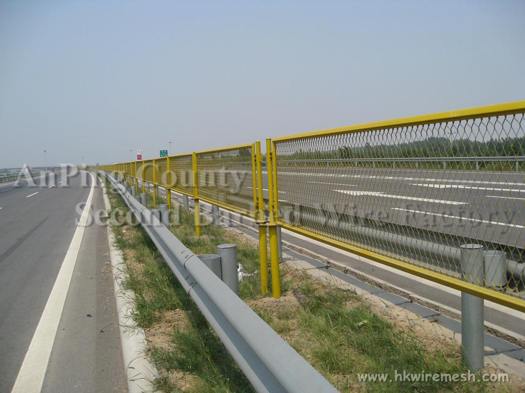 Antiglare mesh & Expanded metal mesh 2