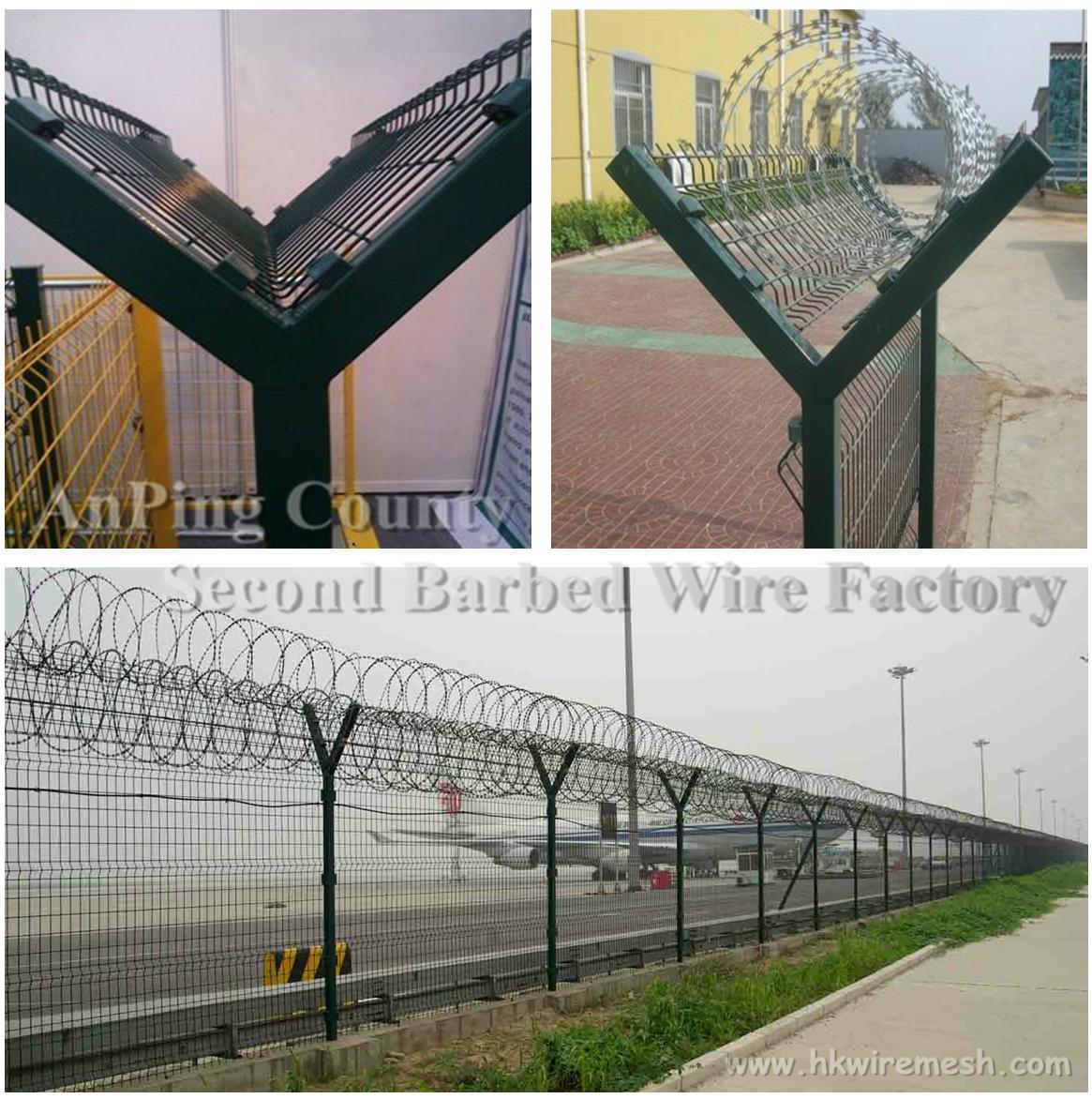廠家供應高品質機場防護網 1