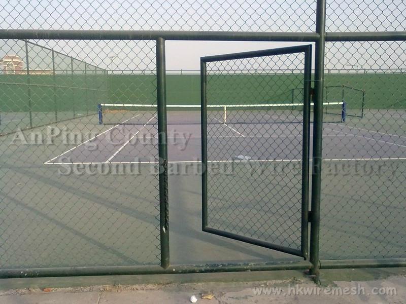 Stadium Chain Link Fence 2