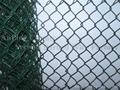 Stadium Chain Link Fence