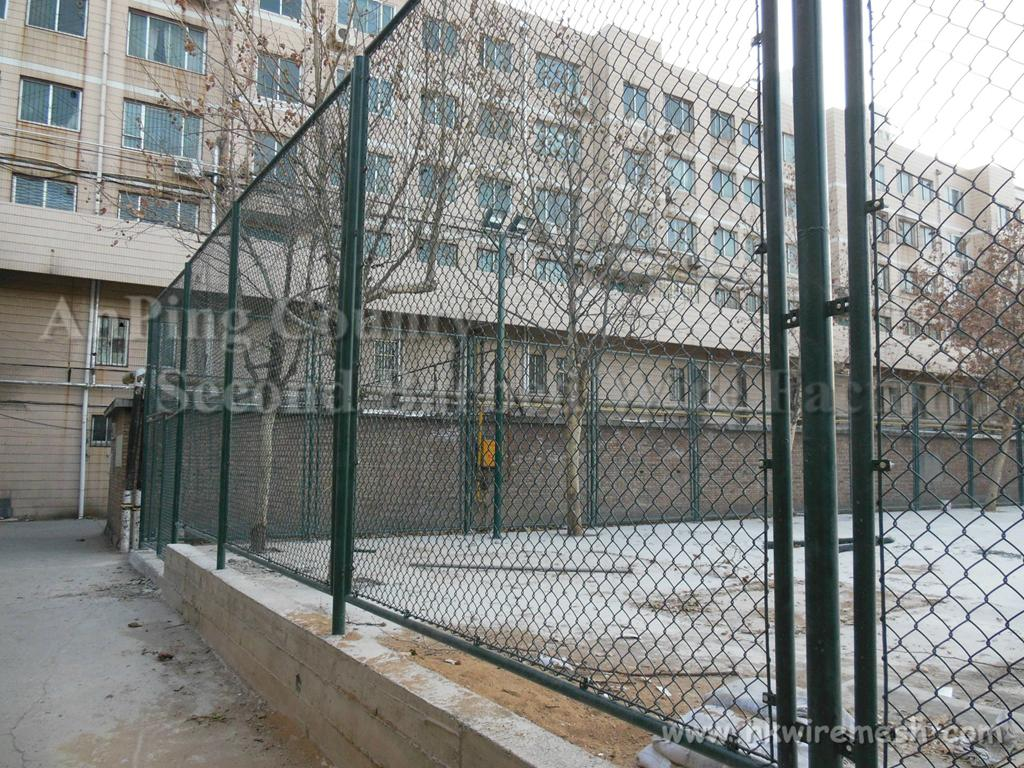 Stadium Chain Link Fence 3