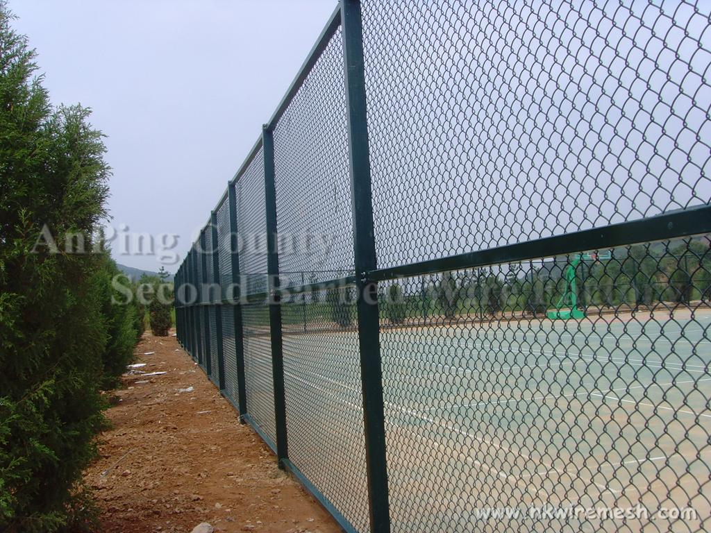 Stadium Chain Link Fence 4
