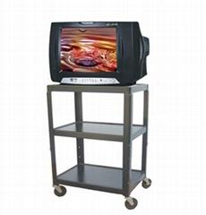 多媒體電腦顯示器設備工作台移動推