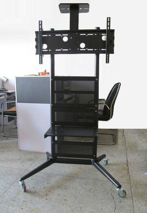 液晶电视架广告机显示器可移动支架 1