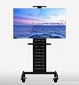 液晶电视显示器移动支架