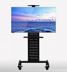 液晶電視顯示器移動支架