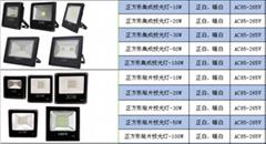 正方形投光燈 10-100W