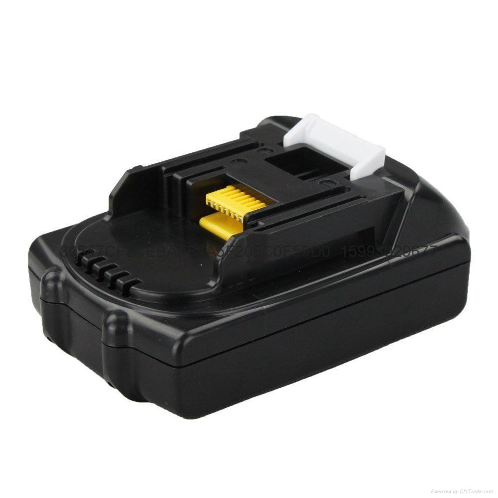 MAKITA 全新牧田电池 BL1815 牧田18V锂电18650 进口电芯 2