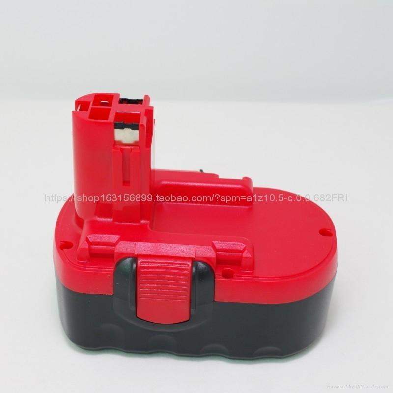 博世BOSCH 18V O型OEM电池 厂家直销 锂电 2