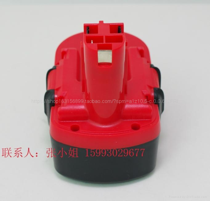 博世BOSCH 18V O型OEM电池 厂家直销 锂电 3