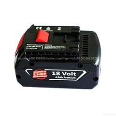 BOSCH博世18V锂电池