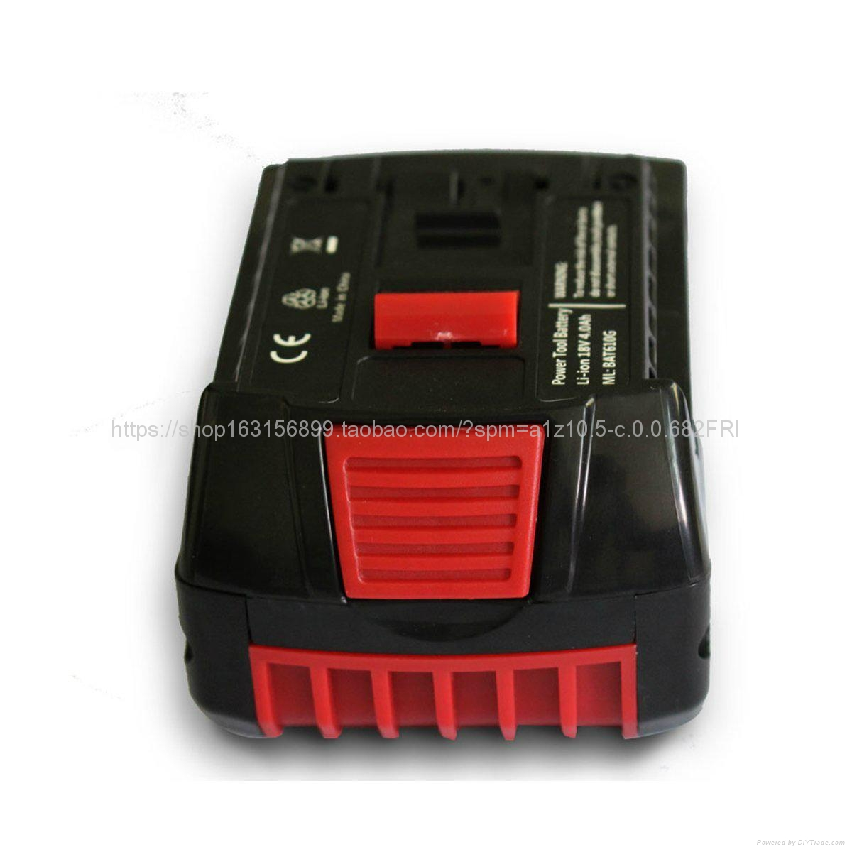 BOSCH博世18V锂电池 2