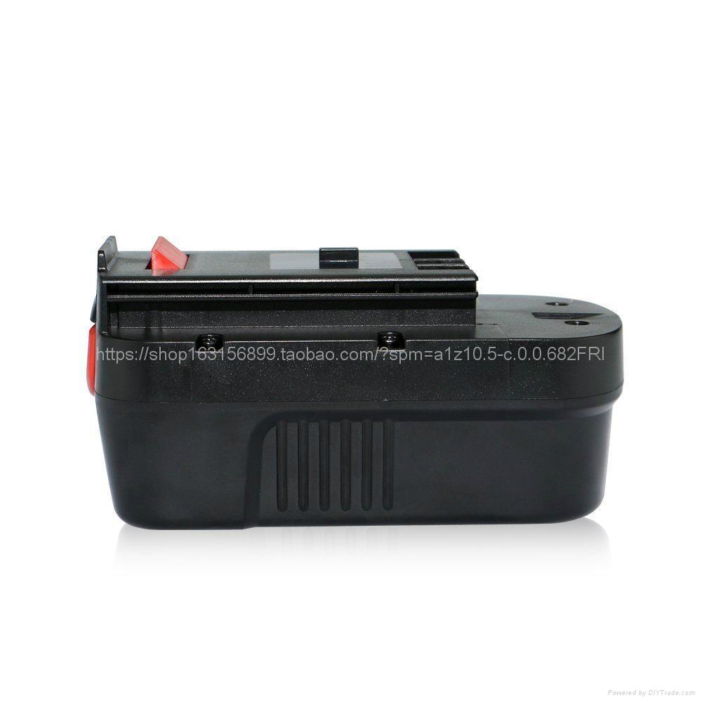 百得18V 全新电动工具电池 3