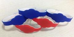 LF & HF RFID Silicone Wristband