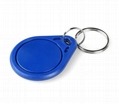 ABS RFID Key Fob For Access Control