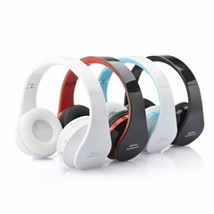 2016 mini Stereo foldable wholesale Bluetooth  Headphone Headset