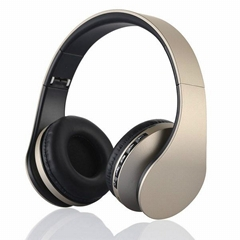 new fashionble with 3.5mm cable TF card bluetooth headset