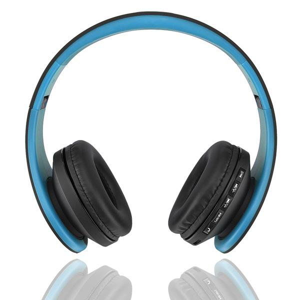 new fashionble with 3.5mm cable TF card bluetooth headset  3