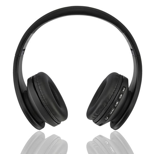 new fashionble with 3.5mm cable TF card bluetooth headset  8