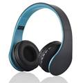 new fashionble with 3.5mm cable TF card bluetooth headset  15