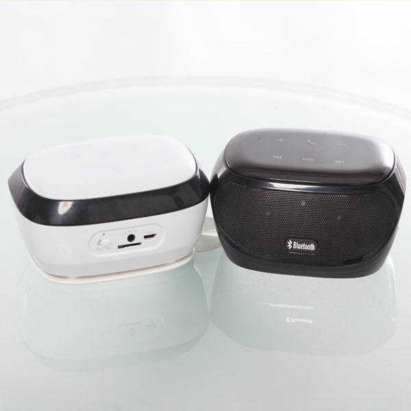 AJ81 touch screen bluetooth portable mini speaker with fm radio  2