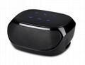 AJ81 touch screen bluetooth portable mini speaker with fm radio  6