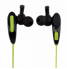HV-809 Earphone Bluetooth V4.1 Sweatproof Sports Running Earphone Headphone