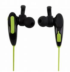 HV-809 Earphone Bluetooth V4.1 Sweatproof Sports Running Earphone Headphone