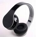 Foldable bluetooth 4.0 stereo headphone