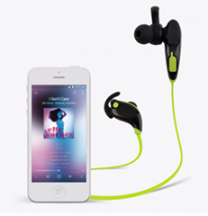 HV-809 Earphone Bluetooth V4.1 wireless bluetooth headset