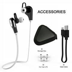 Wholsaler fast shipping best quality private mold wireless earphone
