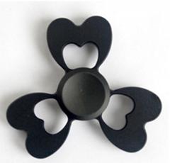 Hand Finger Spinner alloy metal Spin Custom Bearing Action Figures Toys