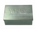Food grade 0.23mm thickness tinplate Jingli tin box with CMYK or pantone printin 2