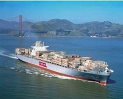 Shipping agency from Shenzhen to South America
